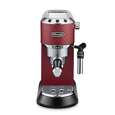 De'Longhi Dedica Red Coffee Machine EC685R