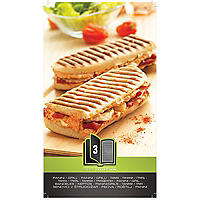 Tefal Snack Grill Panini Plates