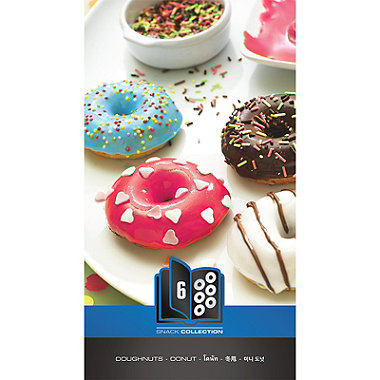 Tefal Snack Donut Plates