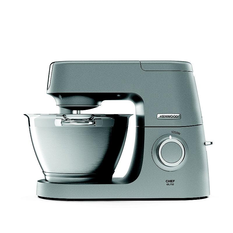 Kenwood Chef Elite 4.6L Stand Mixer Silver KVC5100