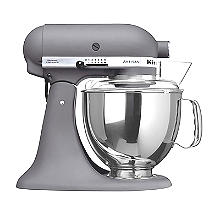 KitchenAid Artisan 4.8L Stand Mixer Grey 5KSM150PSBFG