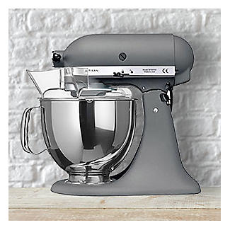 Kitchenaid Artisan 4 8l Stand Mixer Grey 5ksm150psbfg