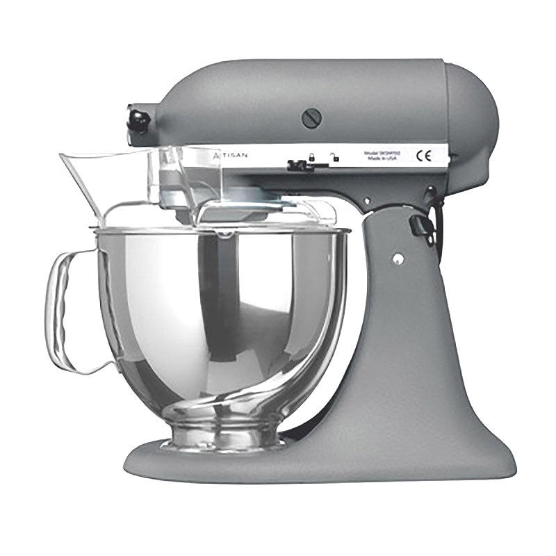 ... KitchenAid Artisan 4.8L Stand Mixer Grey 5KSM150PSBFG Alt Image 5 ...