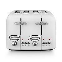 Delonghi Argento Toaster White