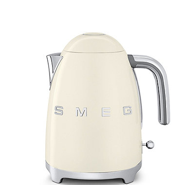 Smeg 50s Retro 1.7L Kettle Cream KLF11CRUK