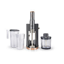 CRUX All-in-One Hand Blender Set Stainless Steel CRUX003