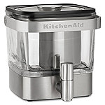 KitchenAid Cold Brew Coffee Maker Stainless Steel 5KCM4212SX