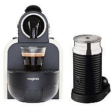 Nespresso Magimix Essenza M100 Automatic Coffee Machine with Frother 11313