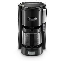Delonghi Filter Coffee Machine Black ICM15240