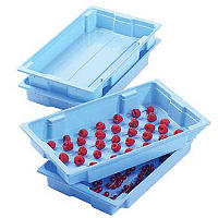 Open Freeze Trays