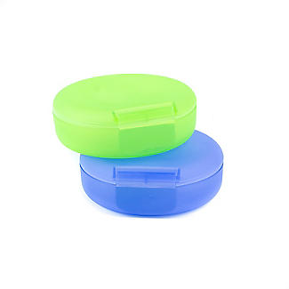 2 Biscuits For One Food Storage Containers alt image 1