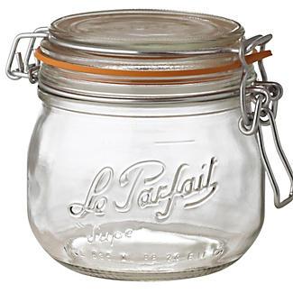 Half Litre Preserving Jars alt image 1