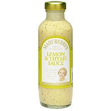 Mary Berry's® Lemon & Thyme Sauce