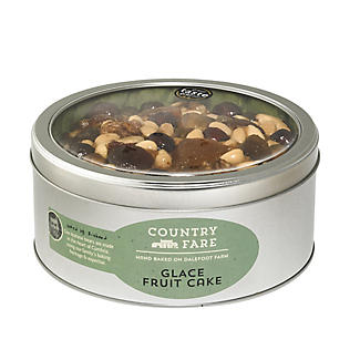 Country Fare Glacé Fruit Cake