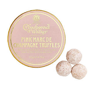 Charbonnel et Walker Pink Marc De Champagne Chocolate