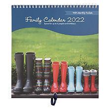 Family Calendar 2018