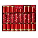 Cracker Symphony Musical Christmas Crackers - Pack of 8