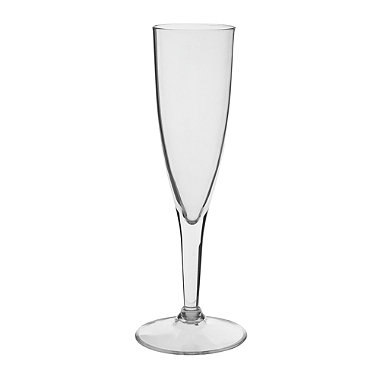 Party Proof Champagne Flute