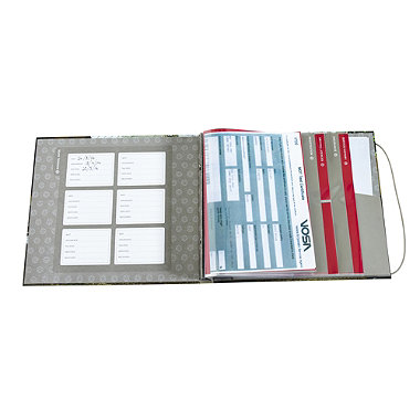 Vehicle Documents File