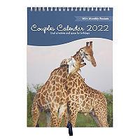 Couples' Calendar 2016