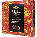 Beech's Box of Dark Chocolate Coated Stem Ginger 100g