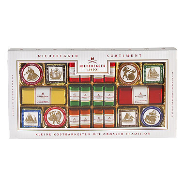 Marzipan Lovers' Gift Box