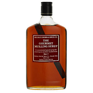The Gourmet Mulling Syrup