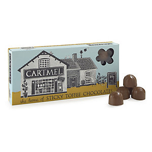 Cartmel Sticky Toffee Chocolates