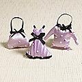 3 Glamorous Sachets in Lavender