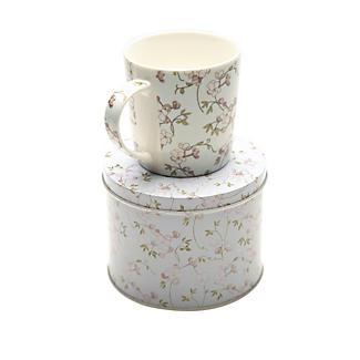 Cavania Petite Flower Mug