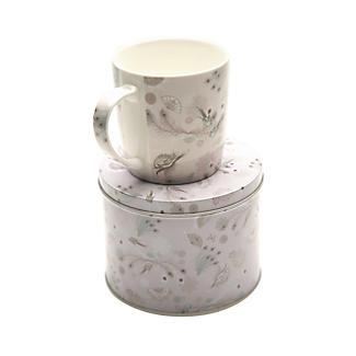 Cavania Feathered Mug