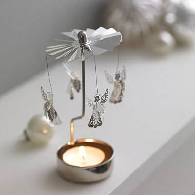 Tealight Lantern Angel