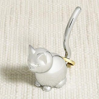 Cat Ring Holder alt image 1