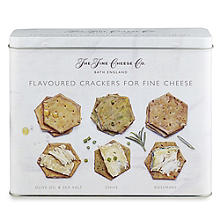 Crackers for Cheese Gift Tin