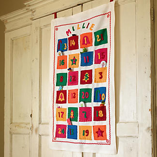 Make-Your-Own Christmas Advent Calendar