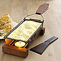 Partyclette Non Stick Cheese Fondue Grill & 3 Tealights
