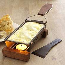 Boska Partyclette Non Stick Raclette Grill & 3 Tealights