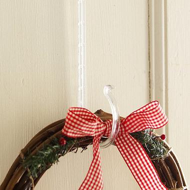 Adjustable Wreath Hanger In Uncategorised At Lakeland
