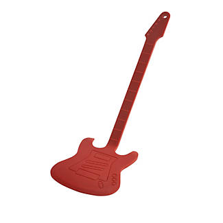 The Flipper Novelty Guitar Shaped Cooking Spatula