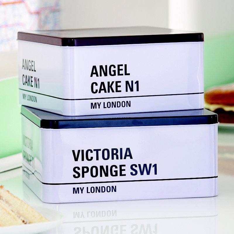 Urban cake tins