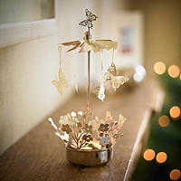 Butterfly Tealight Carousel