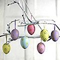 25 Decorative Eggs