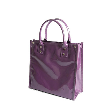 the whole set of patent lunch bags £ 7 99 the purple patent lunch bag ...