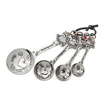 'Made With Love' Measuring Spoons