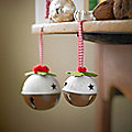 2 Pudding Baubles
