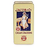 Jacob & Co Cream Cracker Tin
