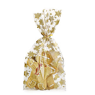 20 Star Festive Treat Bags