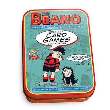 Beano Card Games Collection