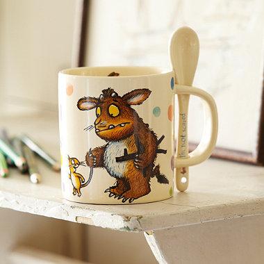 Gruffalo S Child Mug Amp Spoon Set In Mugs And Cups At Lakeland