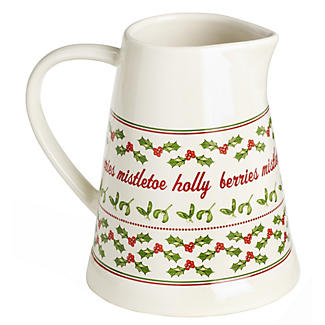 Christmas Berries Jug